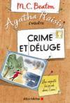 Livre numérique Agatha Raisin enquête 12 - Crime et déluge