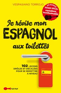 Livre numérique Je révise mon espagnol aux toilettes