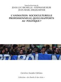 Livre numérique L'animation socioculturelle professionnelle, quels rapports au politique?