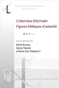 Livre numérique L'interview d'écrivain. Figures bibliques d'autorité