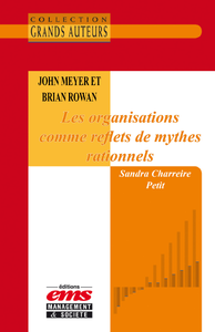 Livro digital John Meyer et Brian Rowan - Les organisations comme reflets de mythes rationels