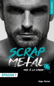 Livre numérique Scrap metal - tome 1 Mis à la casse - Episode 1
