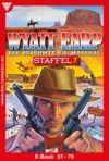 Livre numérique Wyatt Earp Staffel 7 – Western