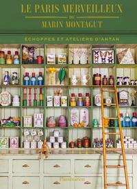 Livre numérique Le Paris merveilleux de Marin Montagut