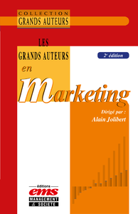 Electronic book Les grands auteurs en marketing - 2ème édition