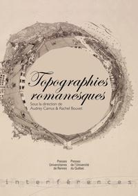 Livre numérique Topographies romanesques