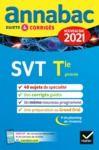 Electronic book Annales du bac Annabac 2021 SVT Tle générale (spécialité)