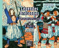 Livre numérique Légendes bretonnes / Danevellou a Vreiz