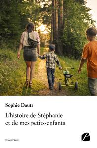 Livre numérique L'histoire de Stéphanie et de mes petits-enfants