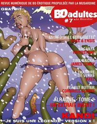 Electronic book BD-adultes, revue numérique de BD érotique #7