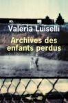 Livre numérique Archives des enfants perdus