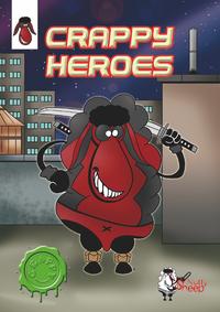 Livre numérique Crappy Heroes