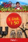 Livre numérique Toni der Hüttenwirt Paket 1 – Heimatroman