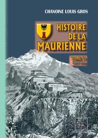 Livre numérique Histoire de la Maurienne (Tome 6)
