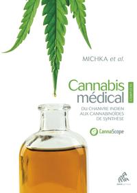 Livre numérique Cannabis médical - Edition Complète Nouvelle édition