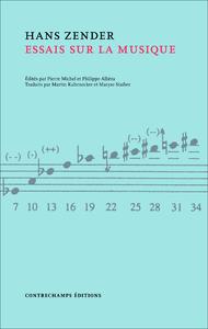Livre numérique Essais sur la musique
