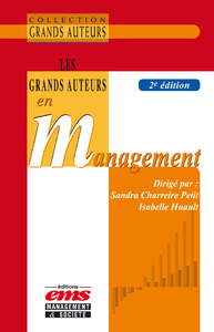 Livro digital Les grands auteurs en management
