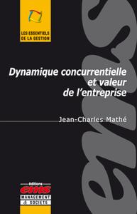 Livre numérique Dynamique concurrentielle et valeur de l'entreprise