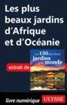 Electronic book Les plus beaux jardins d'Afrique et d'Océanie