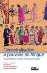 Livre numérique Décentralisation et pouvoirs en Afrique