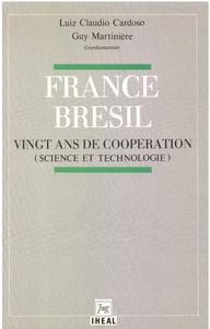 Electronic book France-Brésil: vingt ans de coopération