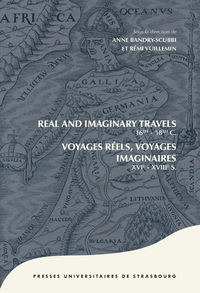 Electronic book Real and Imaginary Travels 16th-18th centuries
