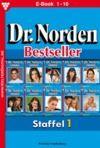Electronic book Dr. Norden Bestseller Staffel 1 – Arztroman