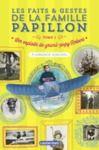 Livre numérique Les faits et gestes de la famille Papillon (Tome 1) - Les exploits de grand-papy Robert