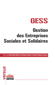Electronic book GESS - Gestion des Entreprises Sociales et Solidaires