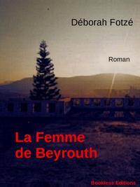 Livre numérique La femme de Beyrouth