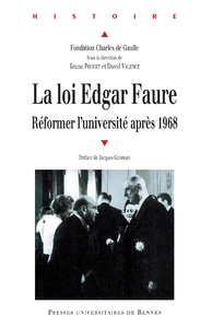 Livre numérique La loi Edgar Faure