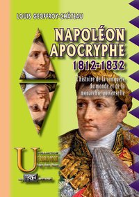 Livre numérique Napoléon apocryphe 1812-1832