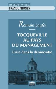 Livre numérique Tocqueville au pays du management