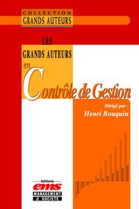 Libro electrónico Les grands auteurs en contrôle de gestion