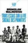 Libro electrónico Trois essais sur la vie sociale des primitifs