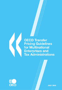 Electronic book OECD Transfer Pricing Guidelines for Multinational Enterprises and Tax Administrations 2010