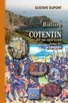 Livre numérique Histoire du Cotentin et de ses îles