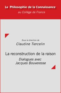 Electronic book La reconstruction de la raison