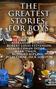 Livre numérique The Greatest Stories for Boys
