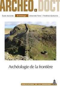 Electronic book Archéologie de la frontière