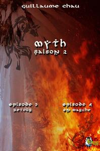 Livre numérique Myth Saison 2, Épisodes 3 et 4