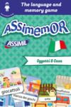 Electronic book Assimemor – My First Italian Words: Oggetti e Casa