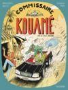 Livre numérique Commissaire Kouamé. Un si joli jardin