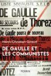 Livre numérique De Gaulle et les communistes