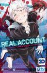 Livre numérique Real Account - Tome 20