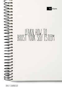 Electronic book Learn How to Boost Your Self Esteem