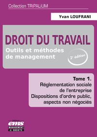 E-Book Droit du travail - Tome 1 / 2e édition