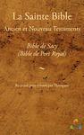 Livre numérique Bible de Sacy (Bible de Port Royal, Bible de Mons) - Ancien et Nouveau Testaments