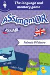 Electronic book Assimemor – My First English Words: Animals and Colours