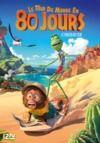 Livre numérique Le Tour du monde en 80 jours - Le roman du film d'animation
